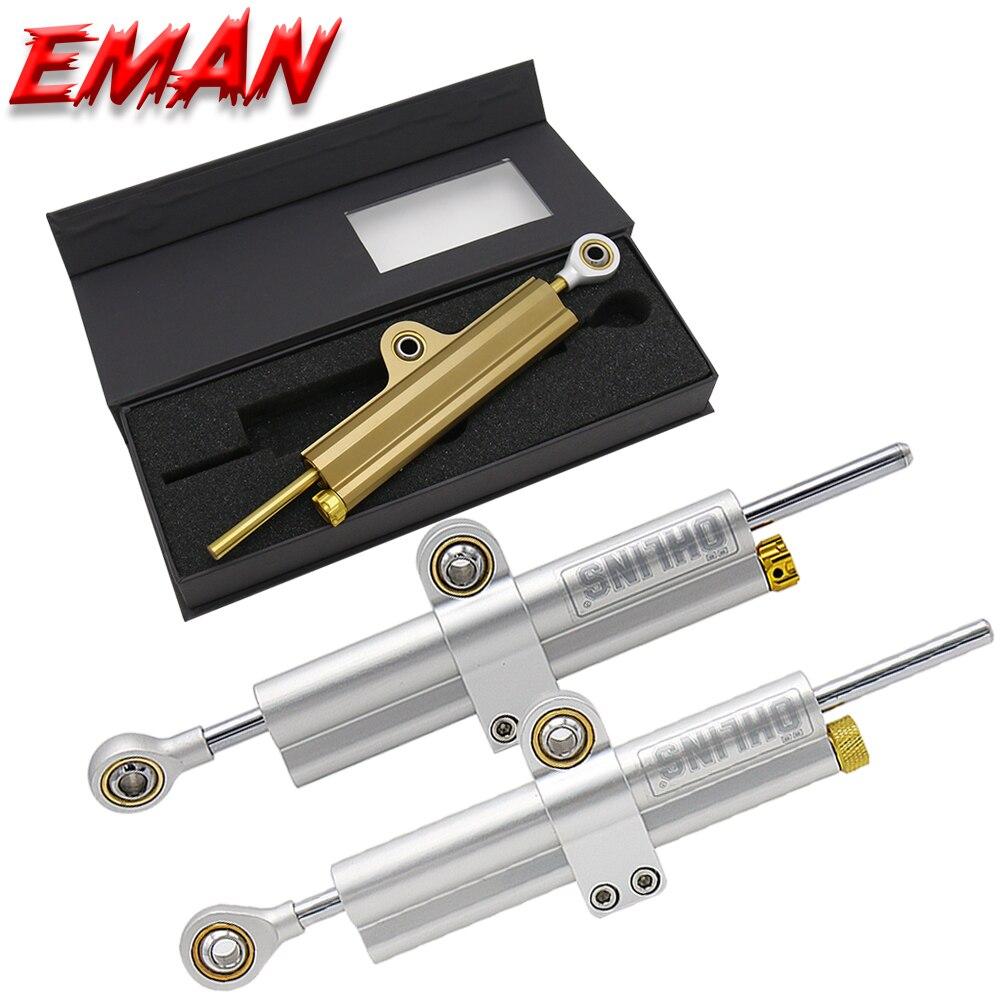 For Yamaha MT 07 MT-07 MT07 MT09 MT-09 MT-10 R6 R1 z1000 s1000rr Motorcycle Universal Steering Damper Stabilizer